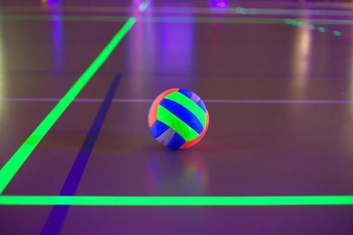 Black Light Volleyball Youth Downloadsyouth Downloads
