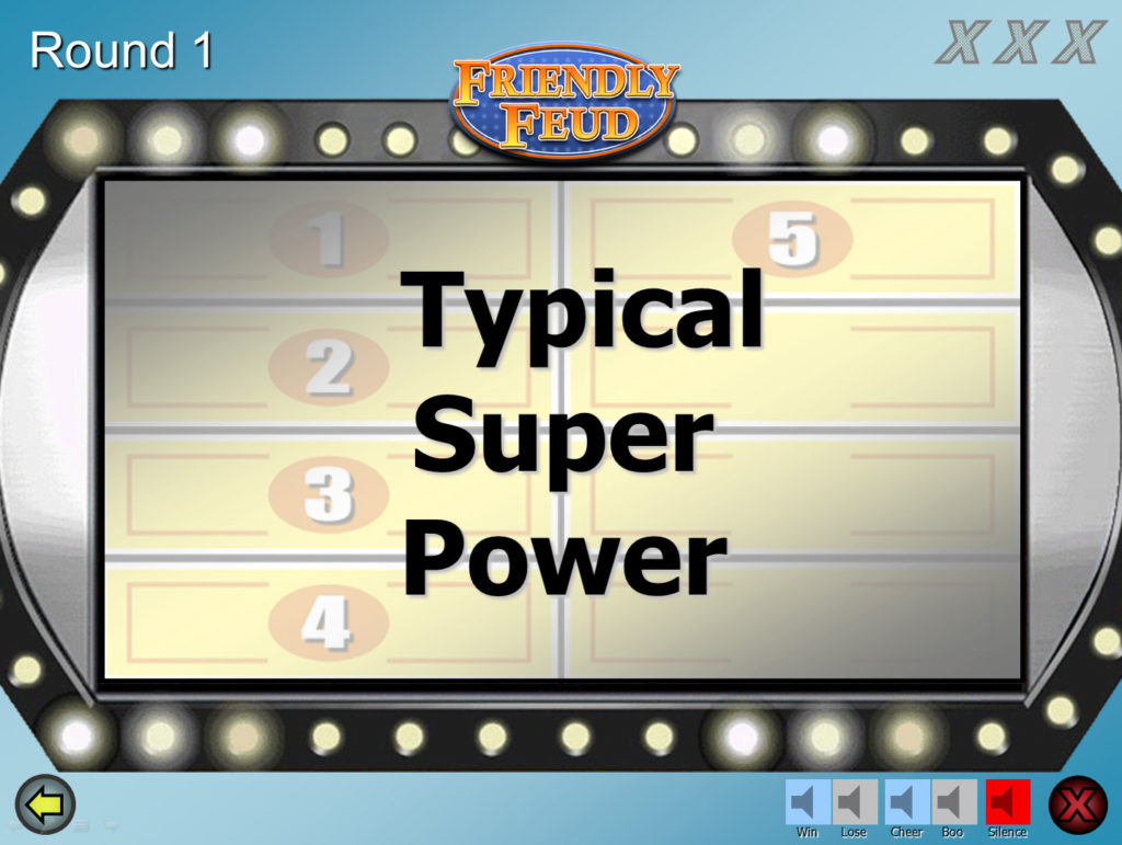 Family feud customizable powerpoint template youth downloadsyouth custom questions maxwellsz
