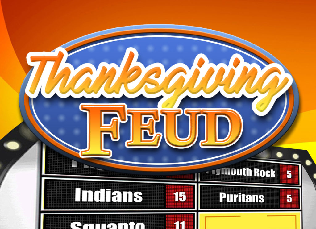 thanksgiving family feud