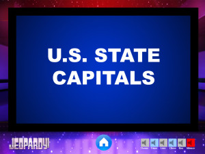 Jeopardy powerpoint game template youth downloadsyouth for Jeopardy template ppt with sound