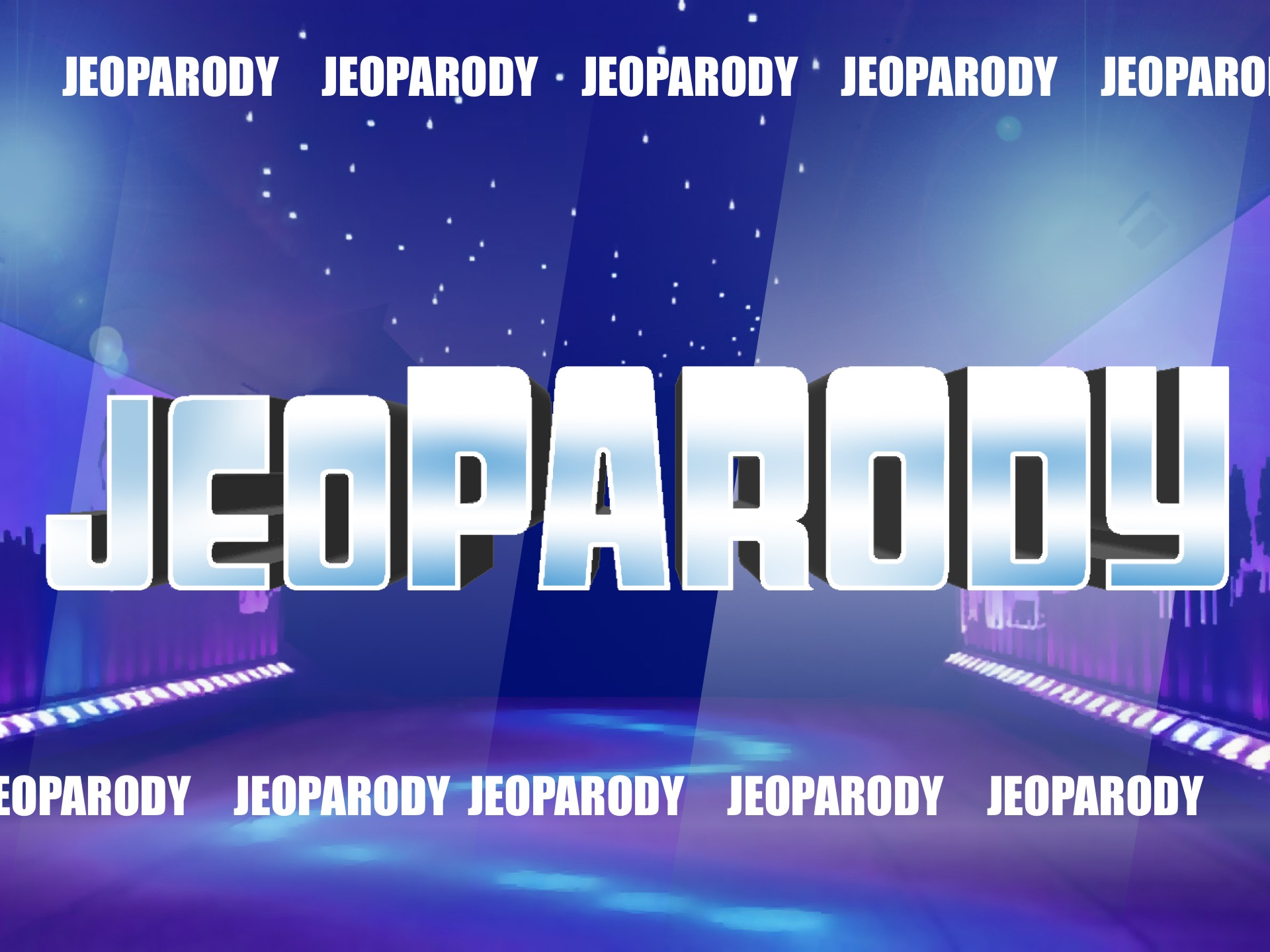 Jeopardy powerpoint game template youth downloadsyouth downloads description designed in 2016 this is the best free customizable jeopardy style powerpoint template game toneelgroepblik