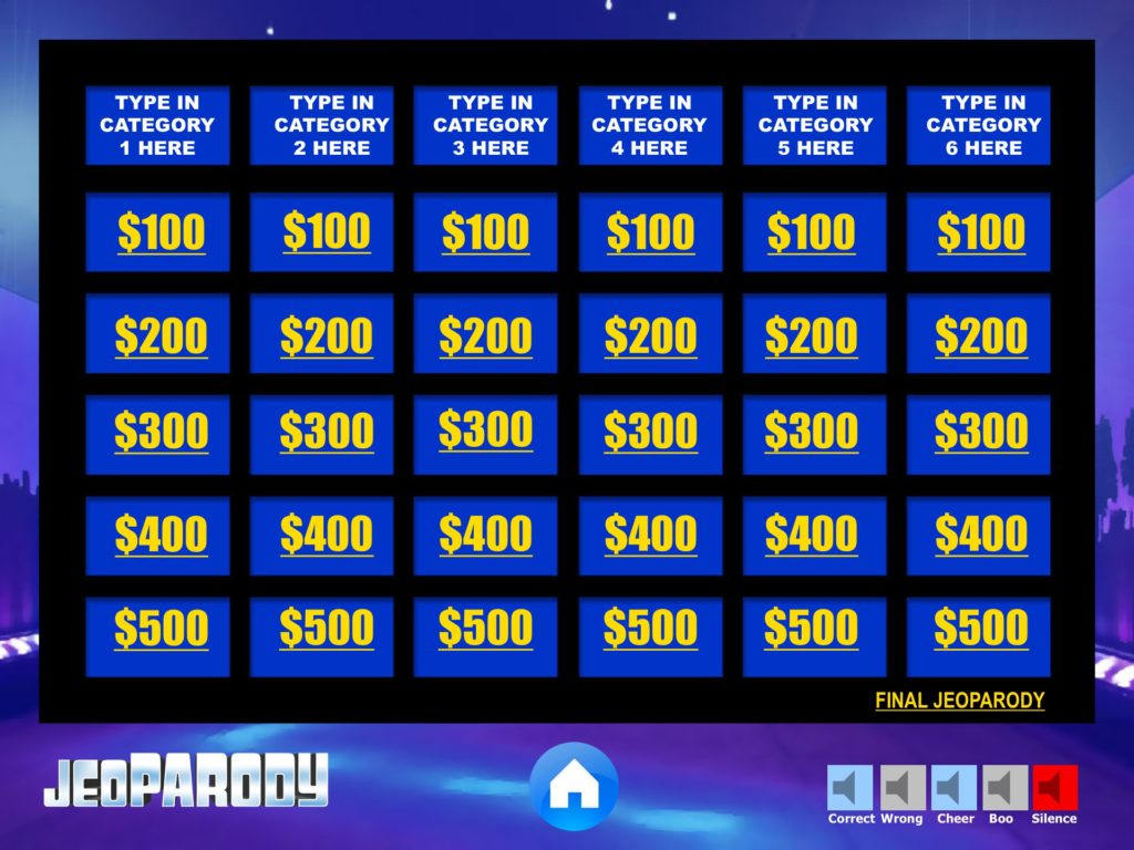 deal or no deal powerpoint game template - jeopardy powerpoint game template youth downloadsyouth