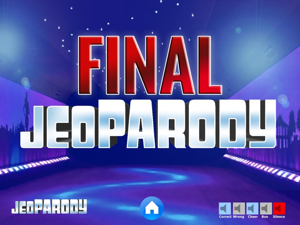 Jeopardy sound effect free download for Jeopardy template with sound effects