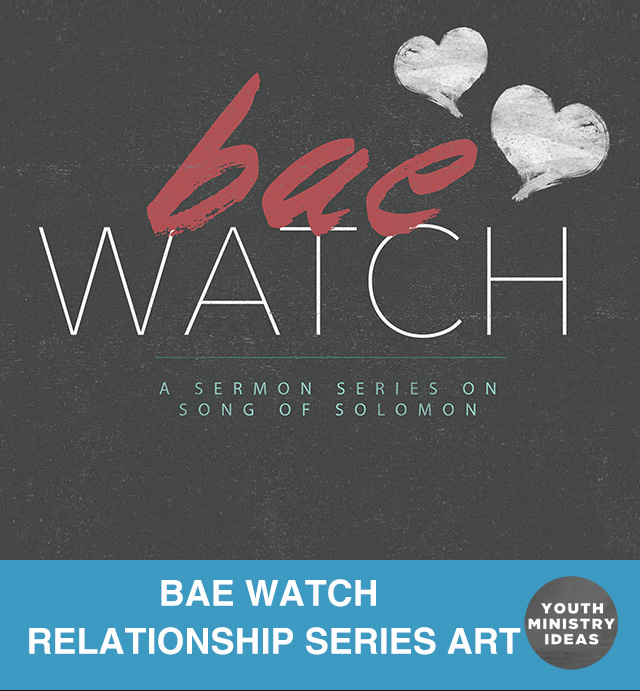 BAE Watch - Relationship Series Art