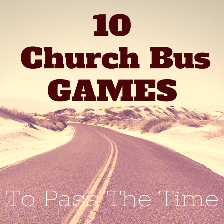 10 Church Bus Games Youth DownloadsYouth Downloads