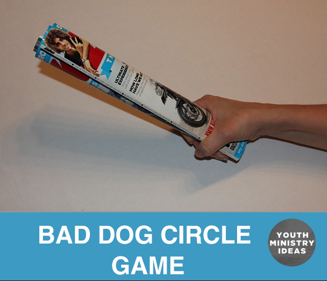Bad Dog Circle Game - Youth DownloadsYouth Downloads