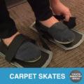 carpet-skates