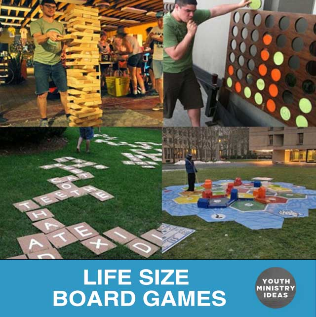 Life Size Board Games - Youth DownloadsYouth Downloads