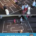 life-size-pac-man