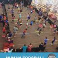 human-foosball
