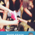 shoe-stack