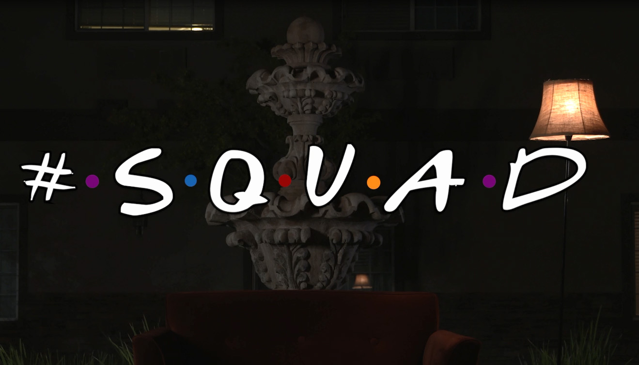 Squad - Sermon Video & Art