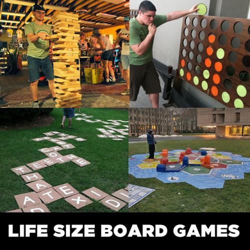 Life Size Jenga >> Life Size Board Games - Youth DownloadsYouth Downloads
