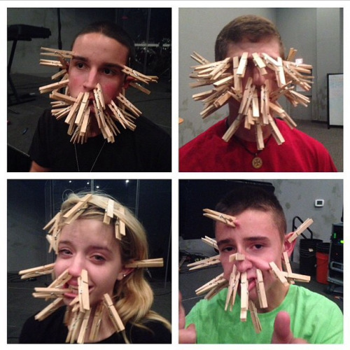 Clothes Pin Face Challenge Youth Downloadsyouth Downloads