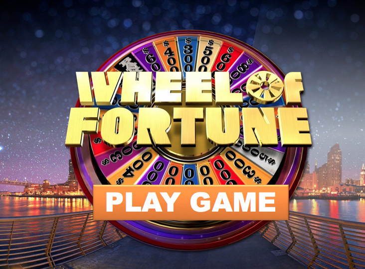 wheel of fortune video
