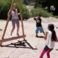 a-frame-team-building-game
