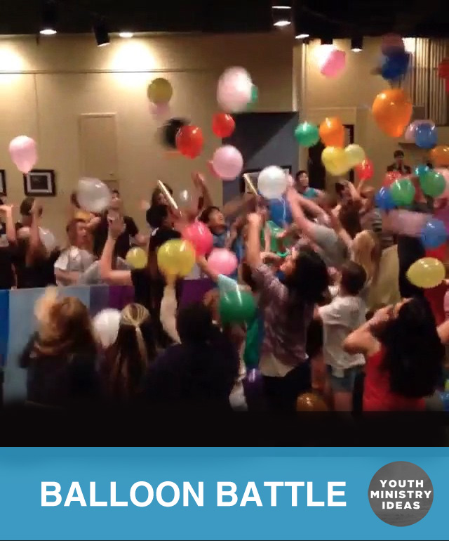 Balloon Battle