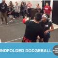 blindfolded-dodgeball