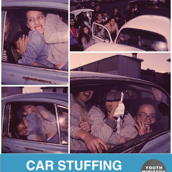 Car Stuffing Contest