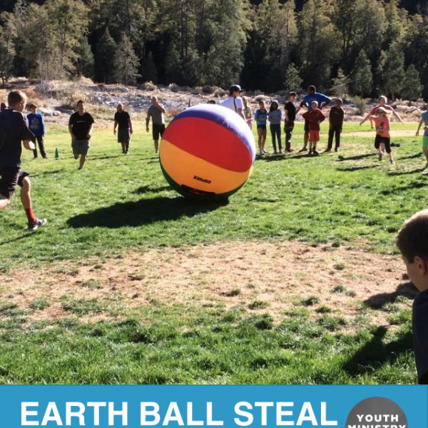 Earth Ball Steal The Bacon