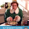elf-spaghetti-eating-contest