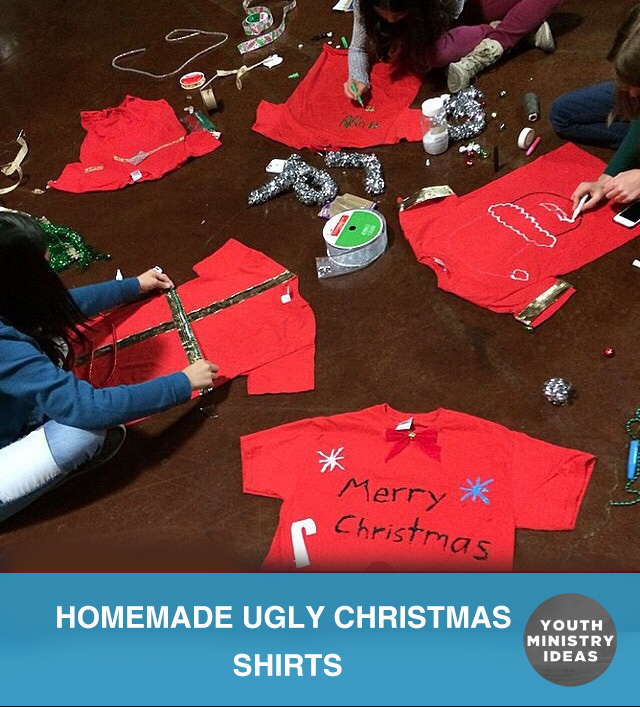 Homemade Ugly Christmas Shirts - Youth DownloadsYouth ... | 640 x 707 jpeg 218kB