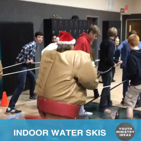 Indoor Water Skis