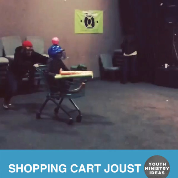Shopping Cart Joust