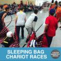 sleeping-bag-chariot-races