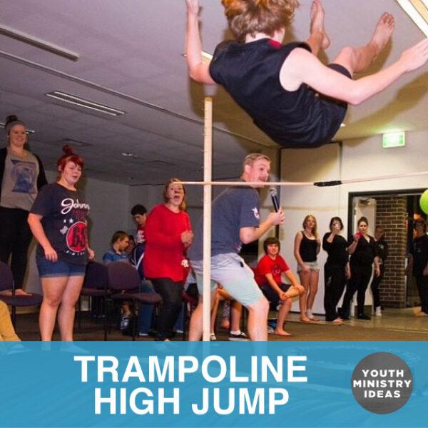 Trampoline High Jump