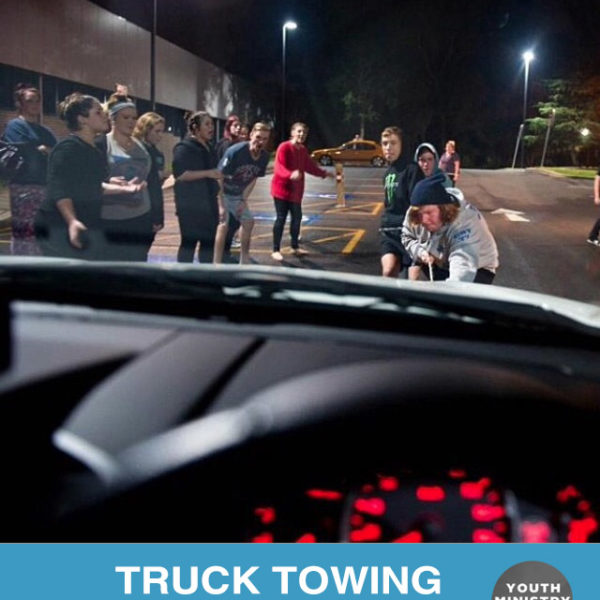 Truck Towing Competition