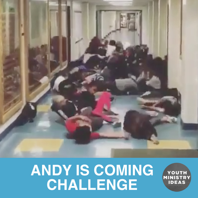 Andy Is Coming Challenge