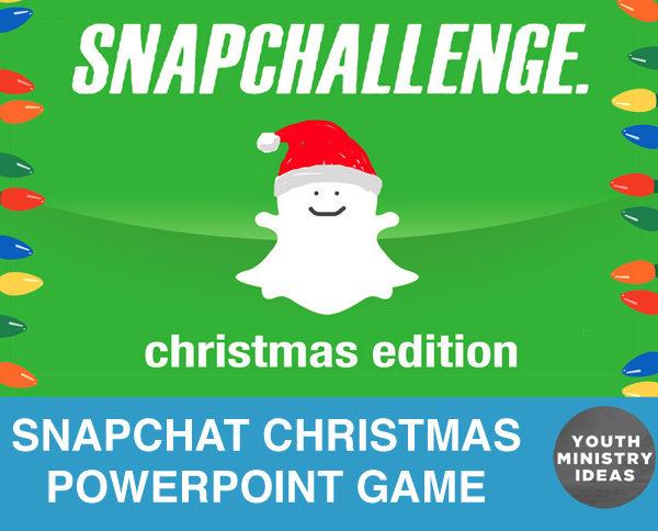 SnapChallenge Christmas Edition