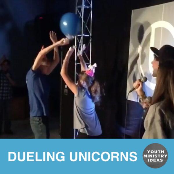 Dueling Unicorns