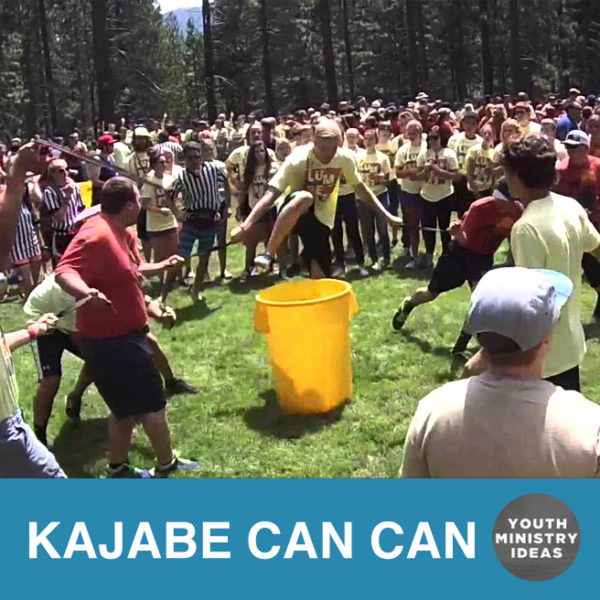 Kajabe Can Can