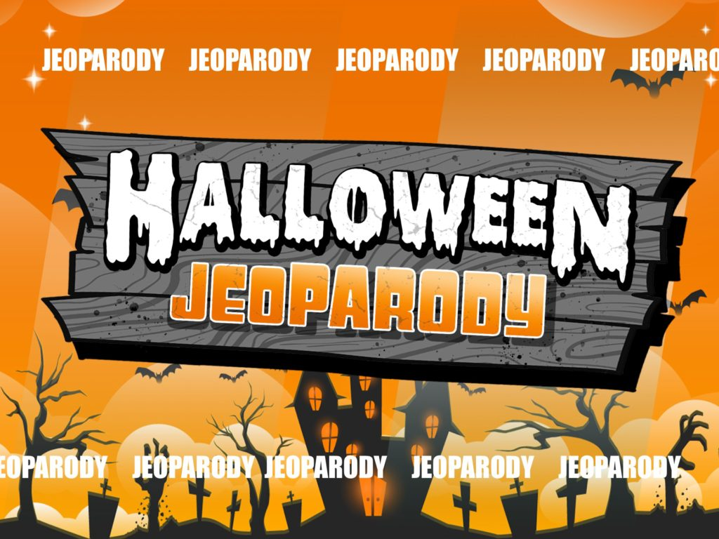 halloween jeopardy trivia powerpoint game