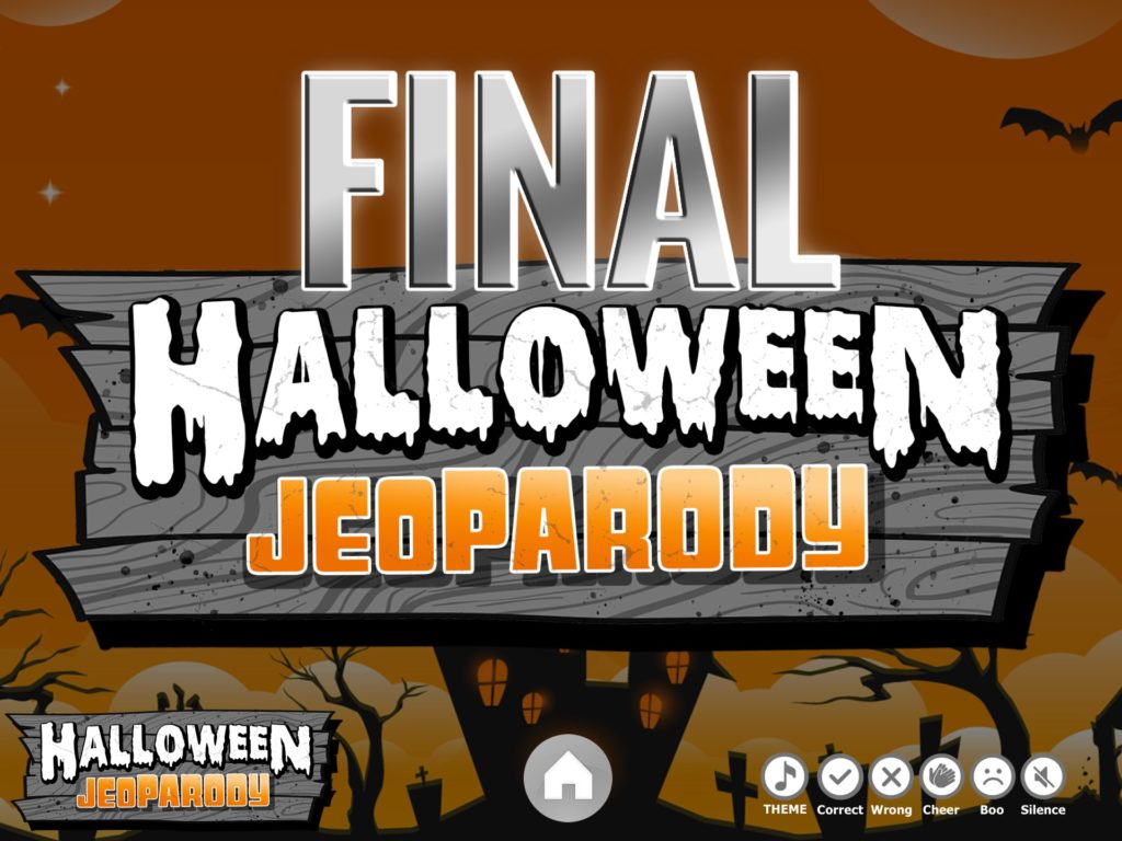 final jeoparody round