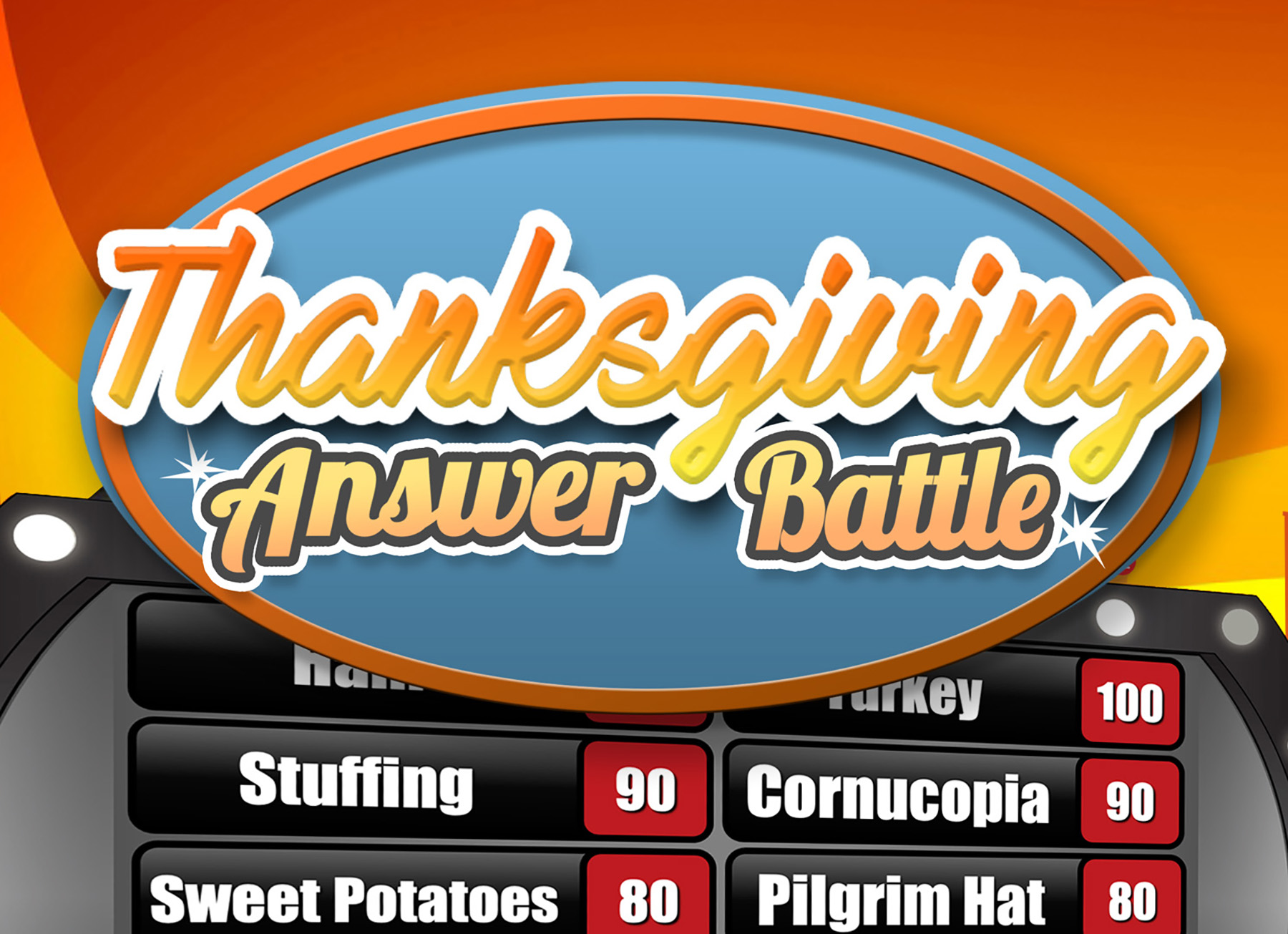 Trivia Games Family Feud Trivia Powerpoint Game Spring Break Mac PC and iPad Compatible Fun Game Easter Feud